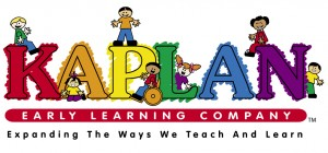 Kaplan Logo with Kids 2006