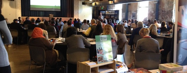 Snapshots from the 2013 Early Childhood Education Design Conference